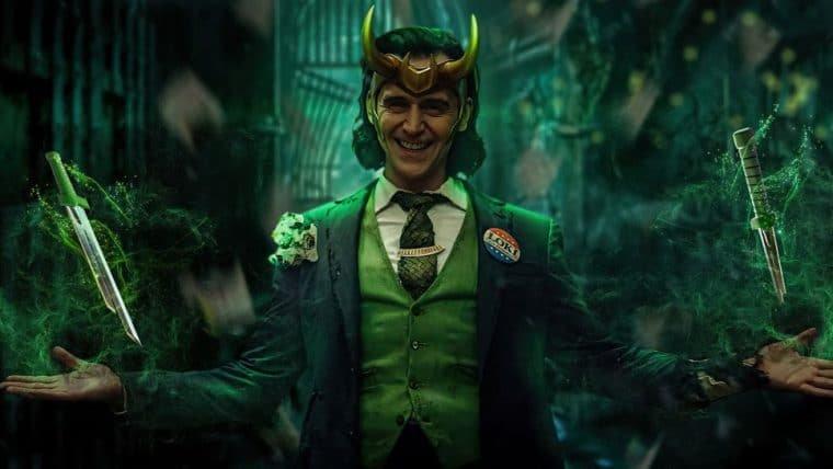 Loki aparece preso em nova imagem da série da Marvel