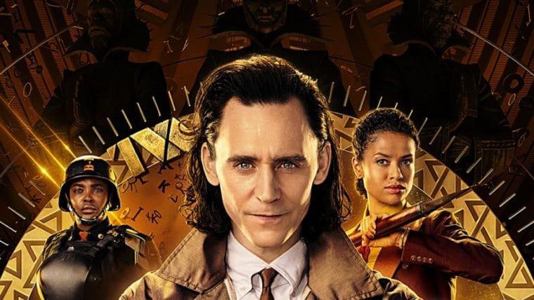 Loki ganha novo pôster com personagens da nova série do MCU; confira
