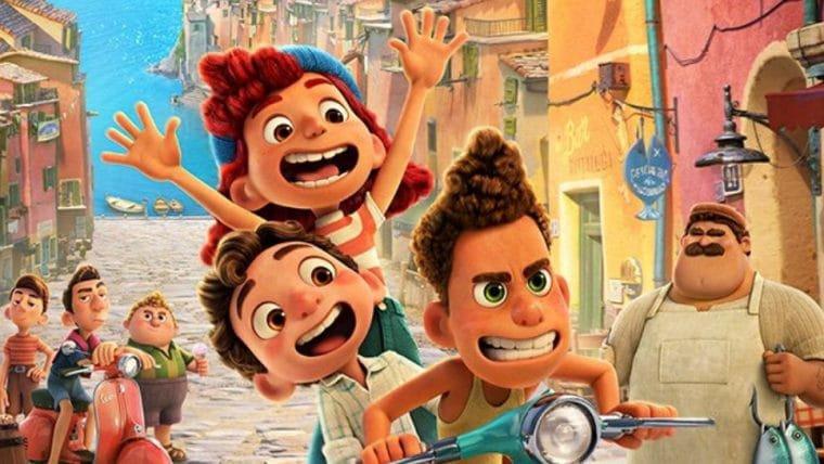 Luca, nova animação da Pixar, entrará no catálogo do Disney Plus sem custo adicional