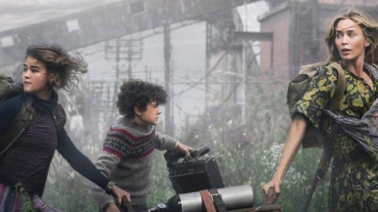 Um Lugar Silencioso — Parte II traz Emily Blunt correndo perigo em nova cena; assista