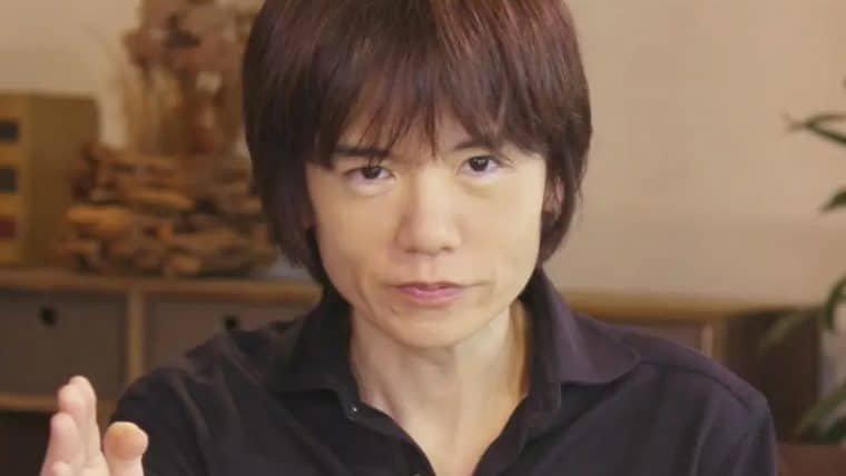 Diretor de Super Smash Bros., Masahiro Sakurai pensa em se aposentar cedo