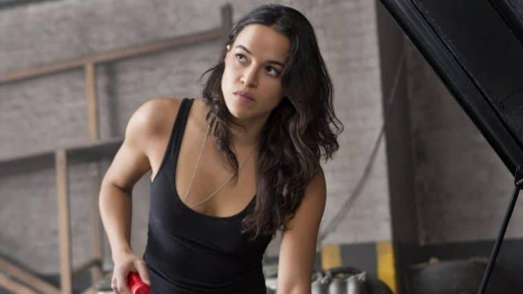 Michelle Rodriguez pediu para refazerem o roteiro de Velozes e Furiosos e mudarem Letty