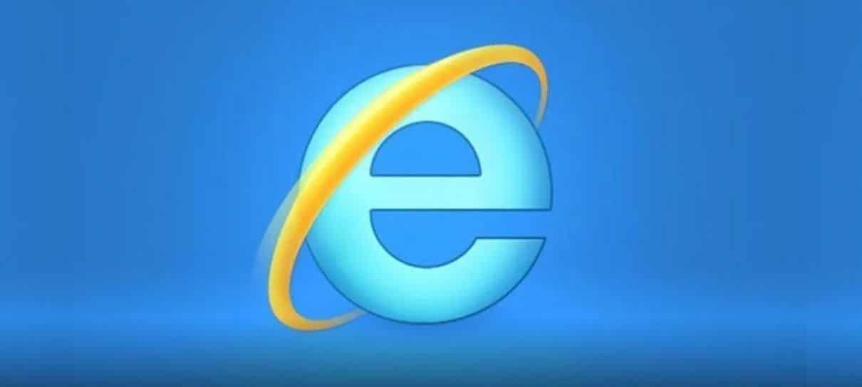 Microsoft anuncia que o Internet Explorer será encerrado em 2022