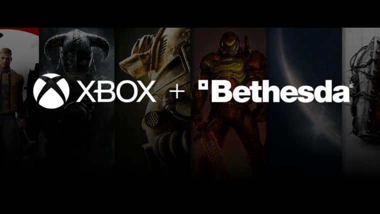 Microsoft e Bethesda vão se apresentar juntas na E3 2021
