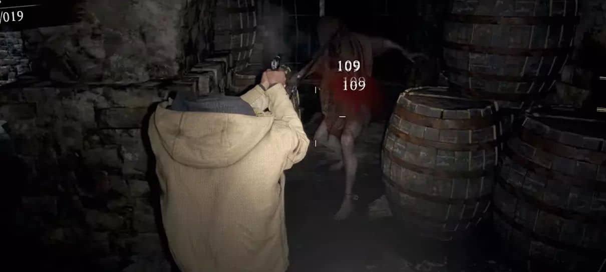 Mod de Resident Evil Village adiciona câmera em terceira pessoa (e um Ethan sem cabeça)