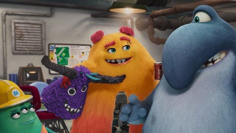Monsters At Work ganha primeiro teaser com Mike, Sulley e novos personagens; confira