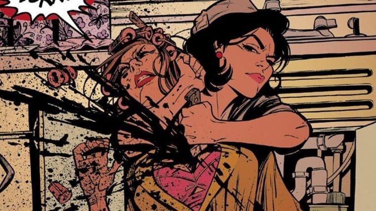 Netflix anuncia série baseada em Lady Killer, graphic novel da Dark Horse
