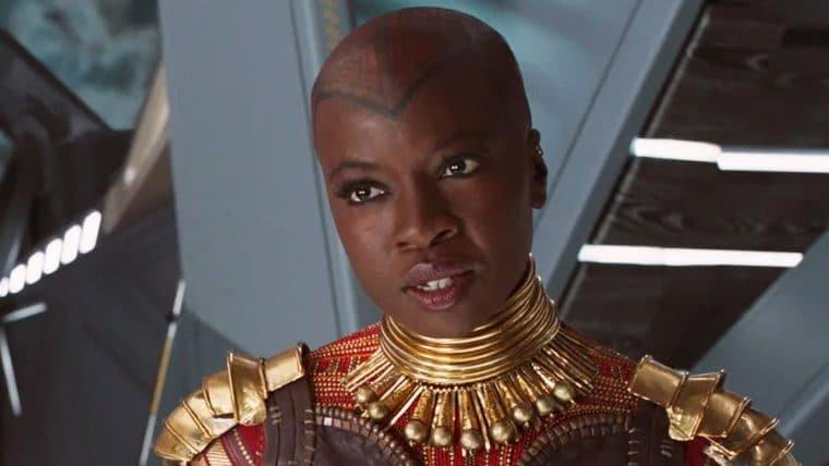 Danai Gurira voltará como Okoye em série derivada de Pantera Negra no Disney+, diz site