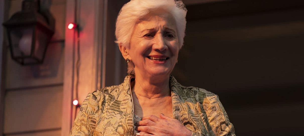 Olympia Dukakis, de Feitiço da Lua e Flores de Aço, morre aos 89 anos