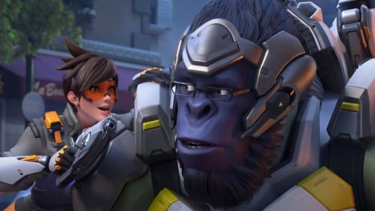Overwatch 2 terá gameplay divulgado em live