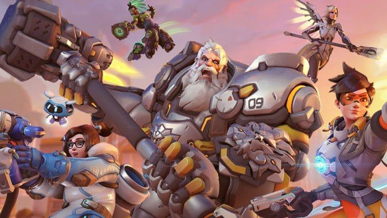 Overwatch 2 terá limite de cinco jogadores por time