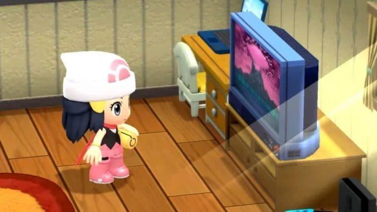 Pokémon Brilliant Diamond e Shining Pearl serão lançados em novembro