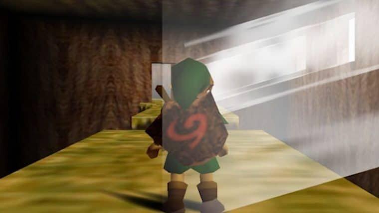 Protótipo de Zelda: Ocarina of Time revela que o jogo quase teve portais