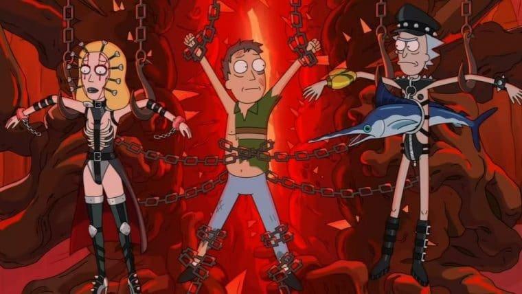 Quinta temporada de Rick and Morty recebe trailer com muitas maluquices