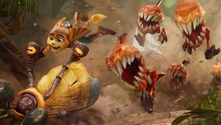 Ratchet & Clank: Rift Apart entra na fase de ouro e está pronto para ser lançado
