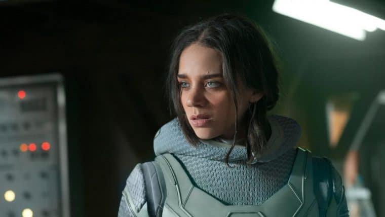 Hannah John-Kamen, de Homem-Formiga e Vespa, viverá Red Sonja em filme da personagem