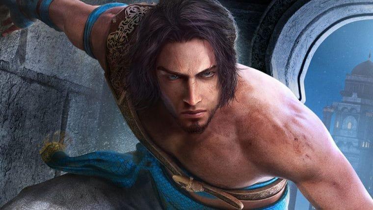 Remake de Prince of Persia: Sands of Time será lançado até março de 2022