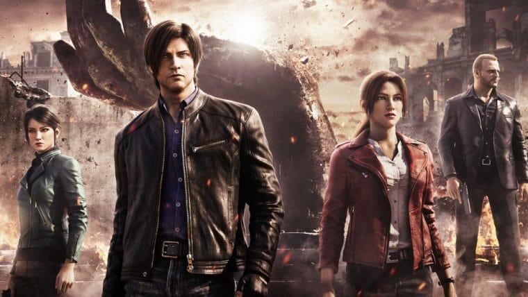 Resident Evil: No Escuro Absoluto ganha novo trailer e data de estreia na Netflix