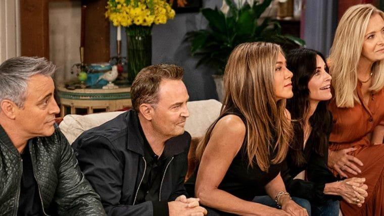 Fotos da reunião de Friends mostram reencontro do elenco depois de 17 anos