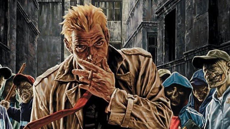 Sandman na Netflix não mudou o gênero de John Constantine; entenda quem é Johanna