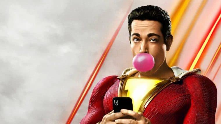 Shazam! Fury of the Gods terá novos uniformes dos heróis