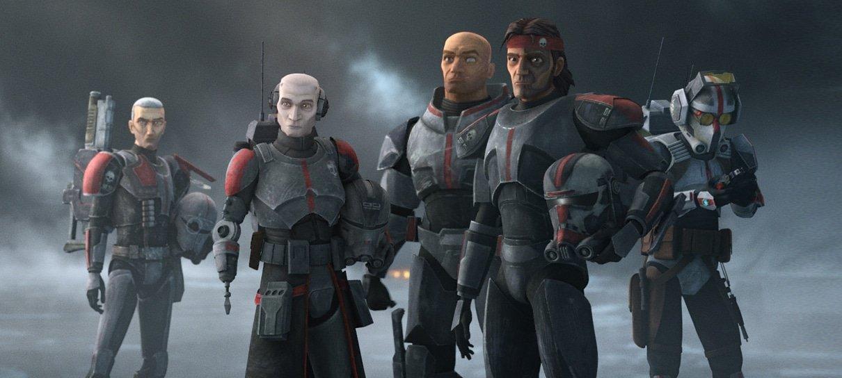 Star Wars: The Bad Batch expande o universo da franquia após a Guerra dos Clones