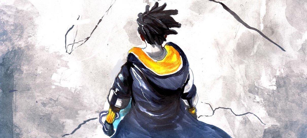 Artista da nova HQ do Super Choque faz homenagem a Akira