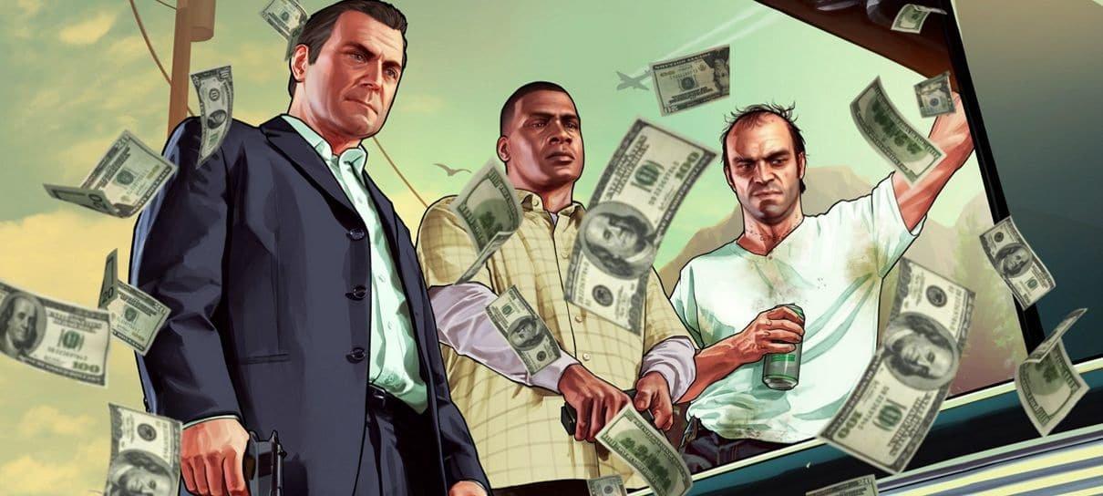 Take-Two pretende lançar 21 jogos até março de 2022