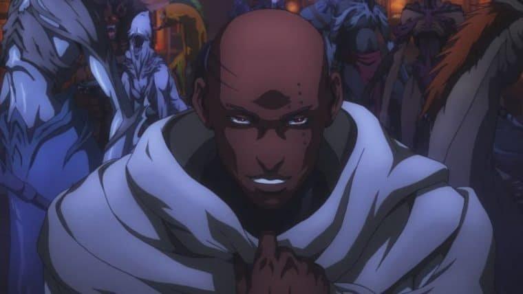 Temporada final de Castlevania ganha novo pôster destacando Isaac