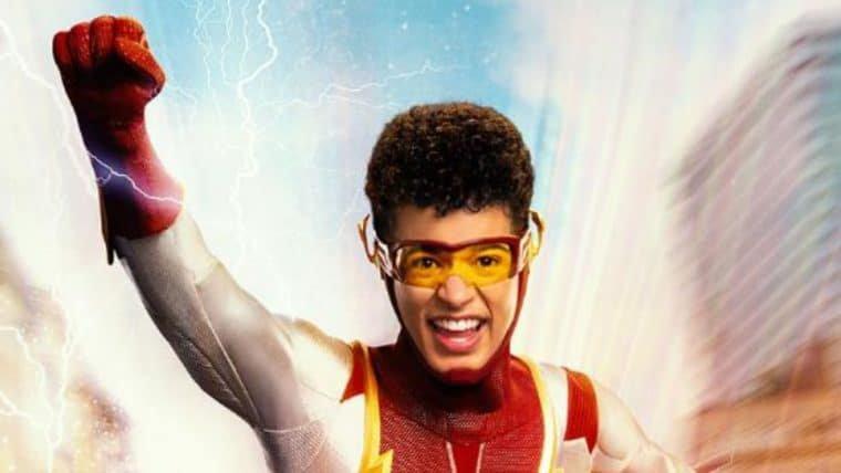 The Flash: DC divulga visual de Jordan Fisher como Impulso