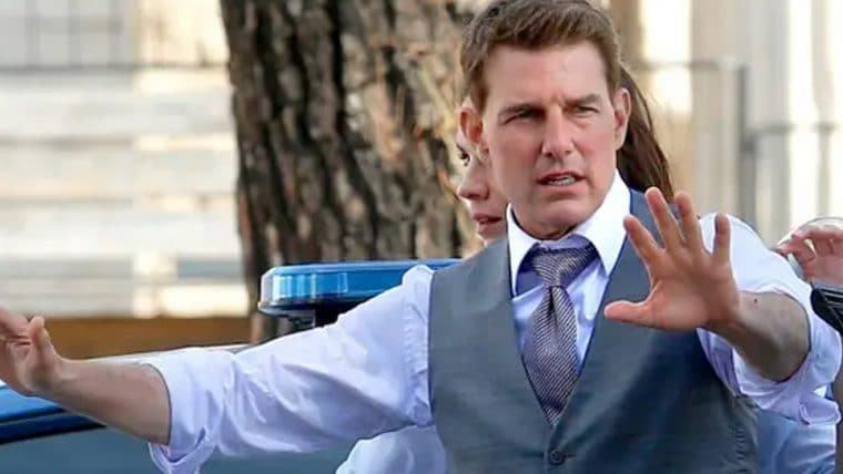 Tom Cruise comenta bronca na equipe de Missão: Impossível 7: