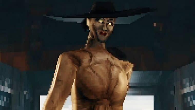 Vídeo imagina Resident Evil Village como um jogo de PS1