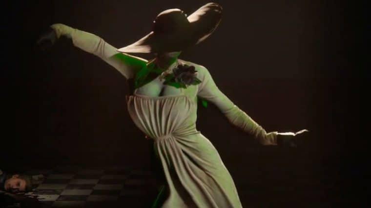 Vídeos colocam Lady Dimitrescu para dançar Raça Negra, Britney Spears e mais