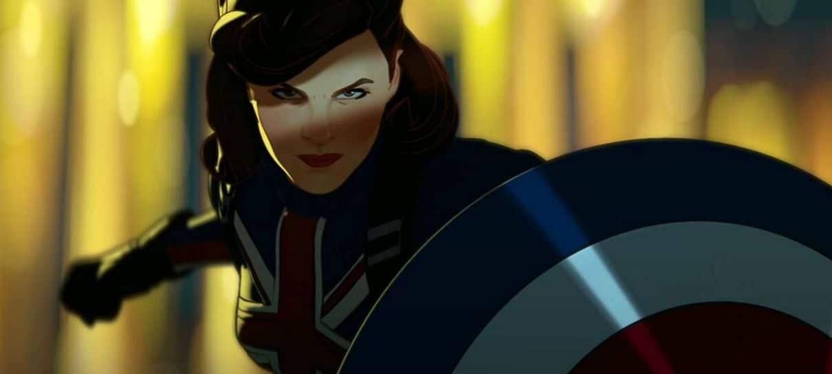 What If..., série animada da Marvel para o Disney Plus, deve estrear em agosto