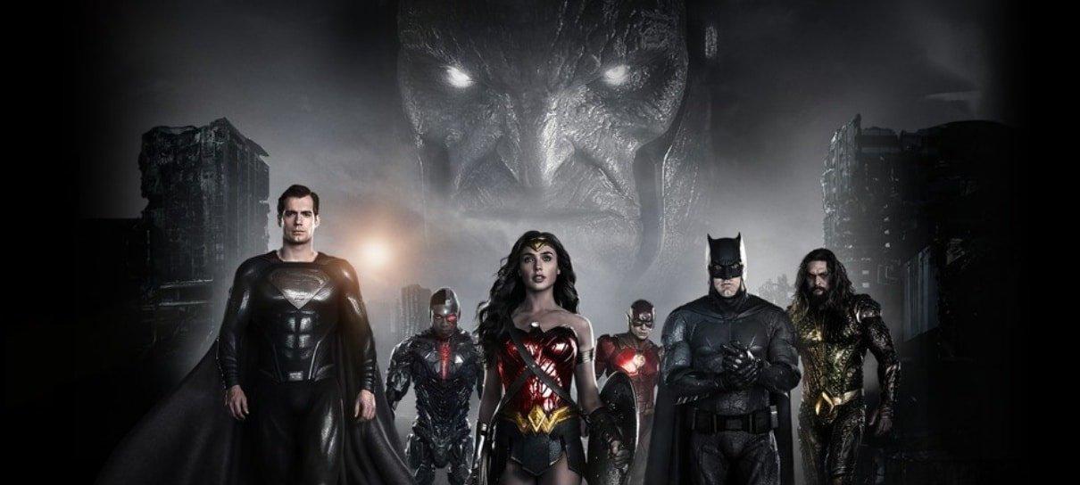 Zack Snyder teve medo de processo da Warner ao se juntar à campanha pelo Snyder Cut