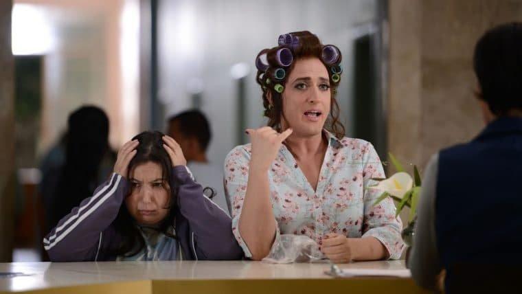 Dona Hermínia e Marcelina em Minha Mãe é uma Peça: O Filme (Divulgação)