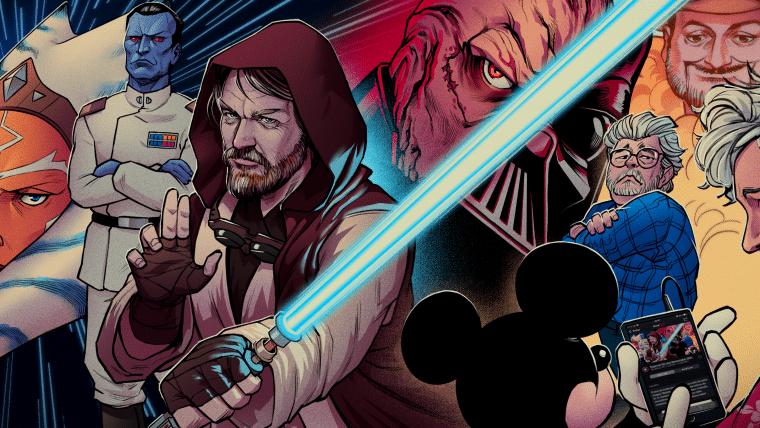 Star Wars: A gente reclama mais do que sonha