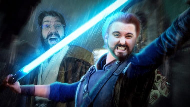 Star Wars Jedi Fallen Order - Agonia Jedi