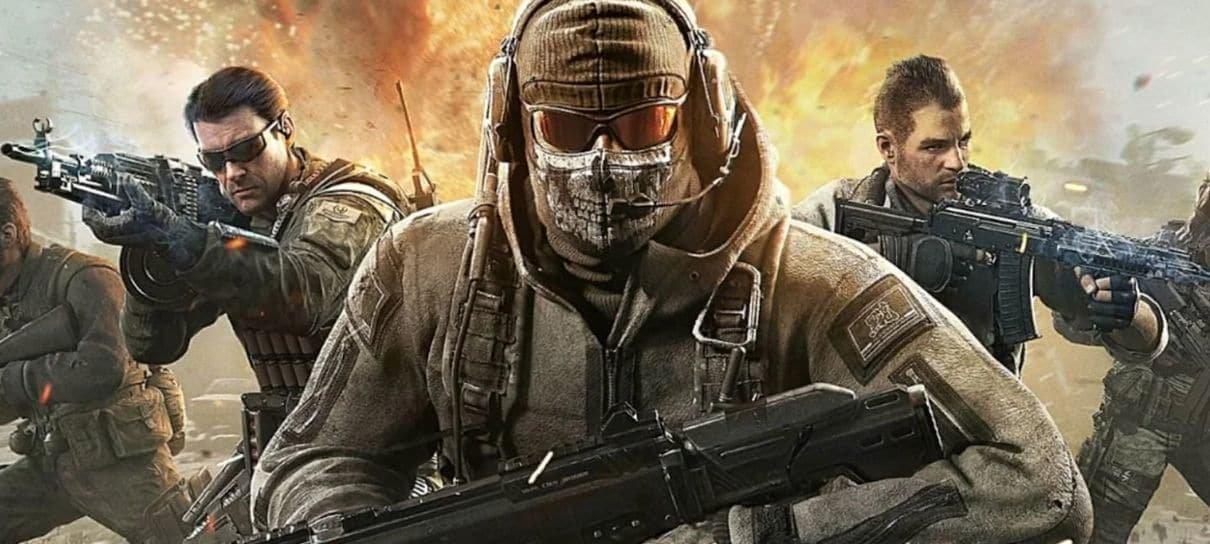 Activision trabalha em mais um jogo mobile de Call of Duty, aponta vaga de emprego