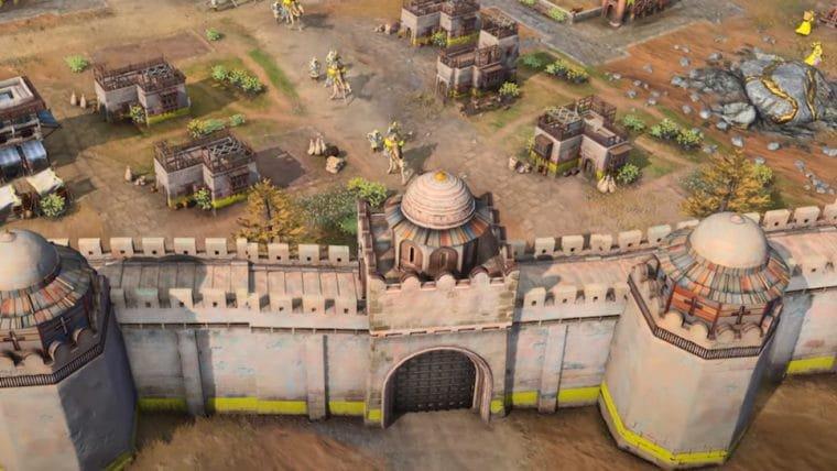 Age of Empires IV ganha data de lançamento em novo trailer