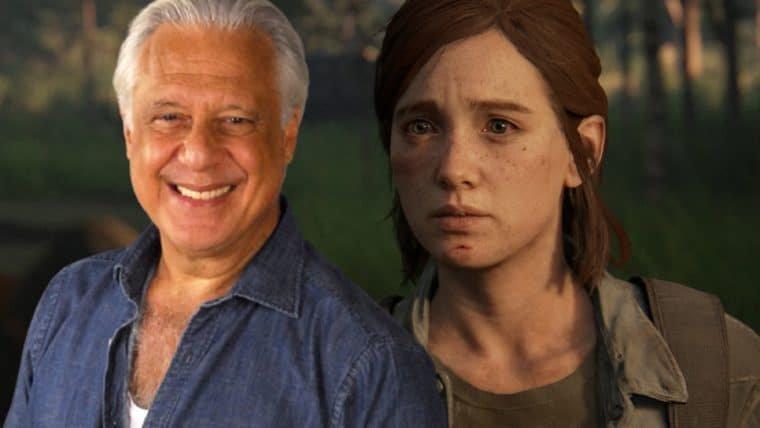 Antônio Fagundes revela que está jogando The Last of Us Part II (e já zerou o primeiro!)