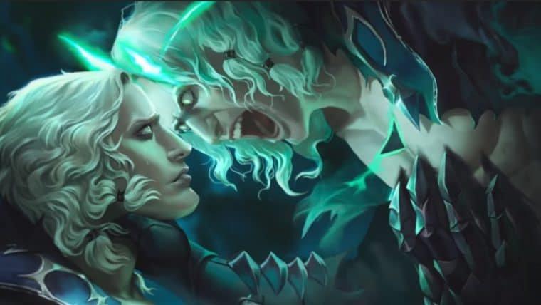 Através da Névoa é série de áudio dramas do universo de League of Legends
