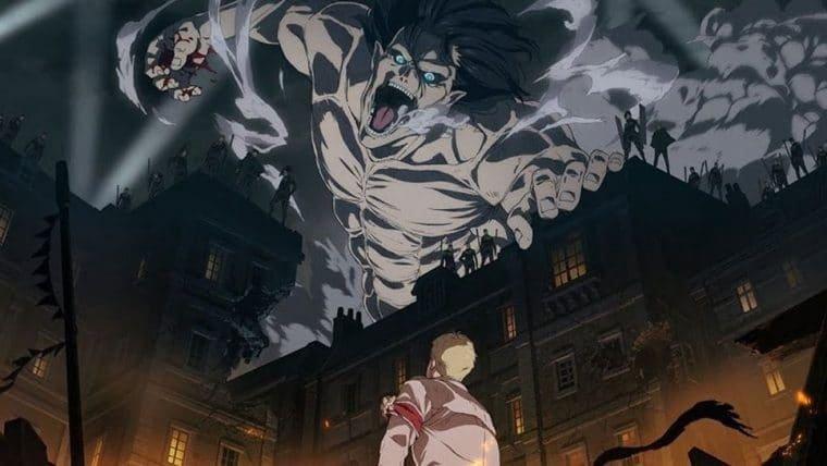MAPPA divulga nova imagem da temporada final de Attack on Titan