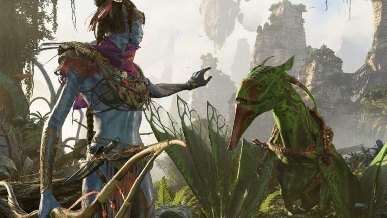 Confira o primeiro trailer do jogo Avatar: Frontiers of Pandora