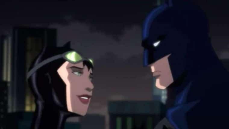 Cena sugestiva ente Batman e Mulher-Gato foi cortada da série da Arlequina