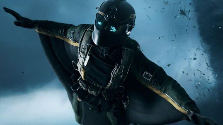 Battlefield 2042 é anunciado com trailer cheio de ação