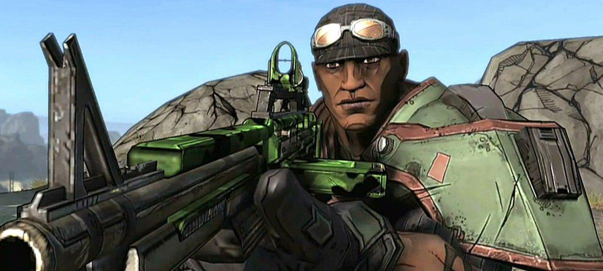 Filme de Borderlands terá visual parecido com os jogos, segundo Kevin Hart