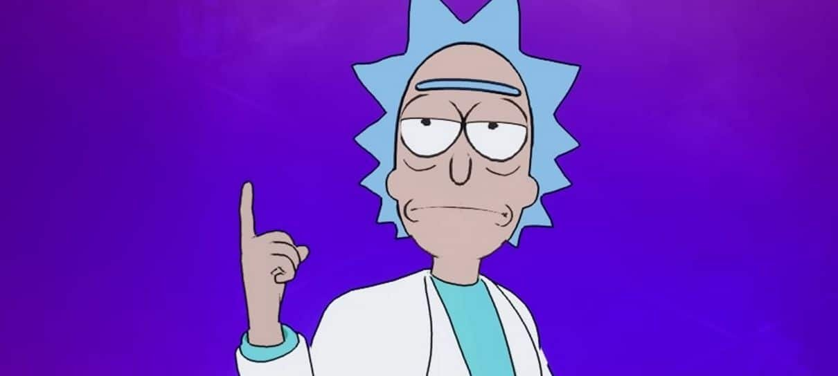 Como conseguir a skin de Rick Sanchez em Fortnite