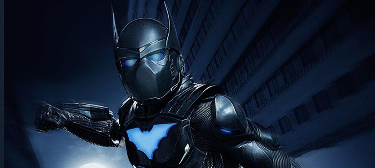 CW revela visual de Batwing na série da Batwoman