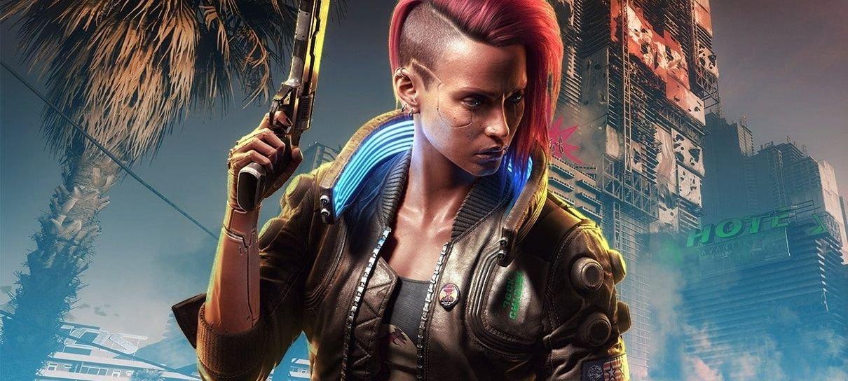 Cyberpunk 2077 retornará à PlayStation Store em 21 de junho